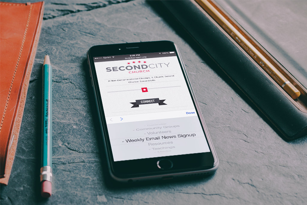 second city church mobile experience