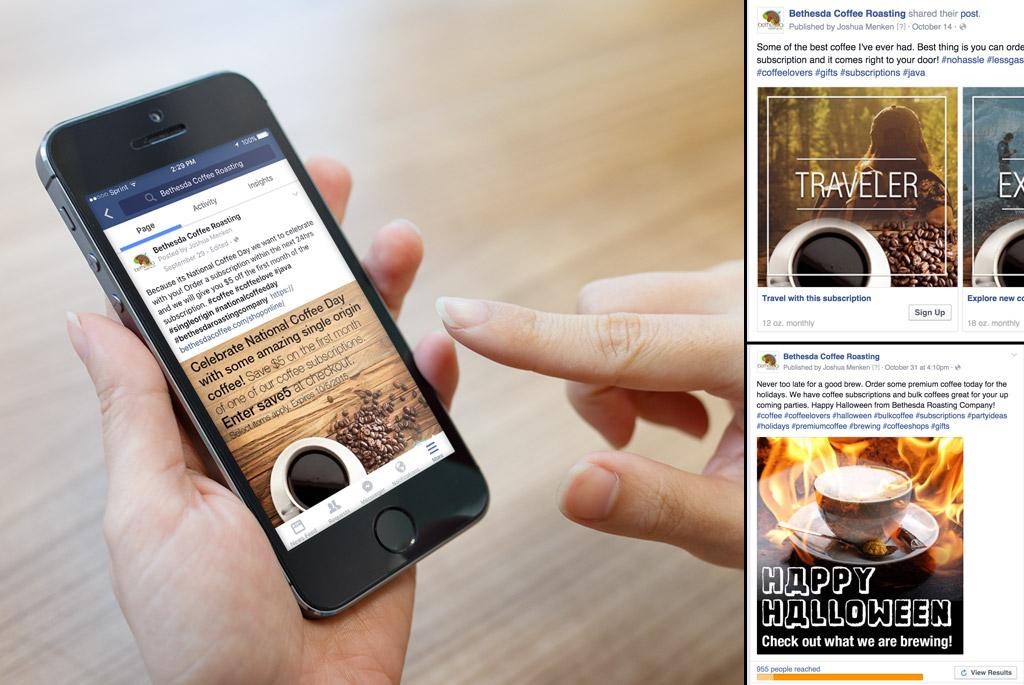 Bethesda Roasting Company Facebook