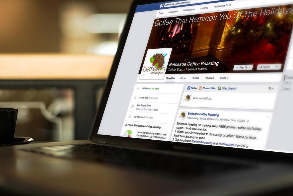 Bethesda Roasting Company Social