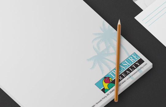 Treasure Realty Corporate Collateral and Brand Standards